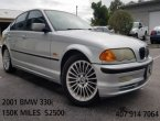 2001 BMW 330 under $3000 in Florida