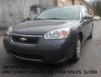 2007 Chevrolet Malibu under $3000 in Florida