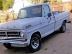 1972 Ford F-100 in CA