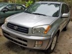 2001 Toyota RAV4 under $5000 in North Carolina