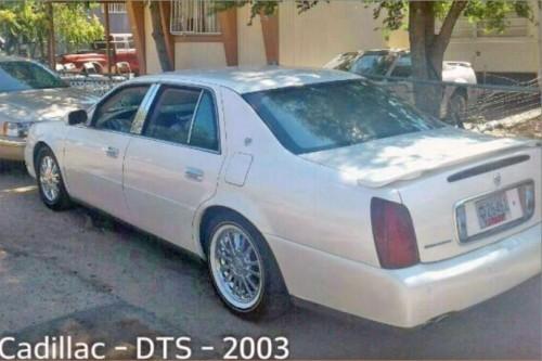 Cadillac Dts 03 By Owner Albuquerque Nm 87121 3k 3500 Autopten Com