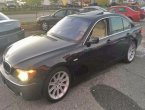 2006 BMW 750 under $10000 in Virginia
