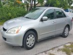 2005 Honda Accord under $3000 in Florida
