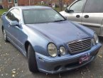 2000 Mercedes Benz CL-Class in Connecticut