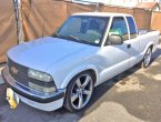 1998 Chevrolet S-10 in CA