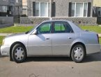 2002 Cadillac DeVille under $4000 in California