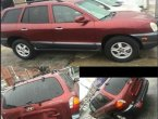 2004 Hyundai Santa Fe under $3000 in Maryland