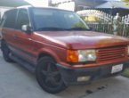 1999 Land Rover Range Rover (Orange)