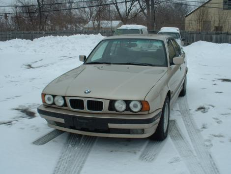 1995 BMW 540 Luxury Sedan For Sale in Detroit MI Under $3000