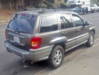 1999 Jeep Grand Cherokee under $3000 in California