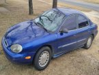 1996 Mercury Sable (Blue)