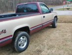 1993 Chevrolet Silverado in NC