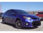 2016 Toyota Corolla under $14000 in Texas