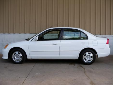 Used 2003 Honda Civic Hybrid Hybrid For Sale In Nc