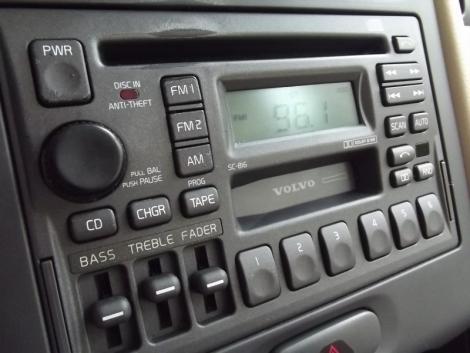 W on 1998 Volvo S70 Glt Sedan