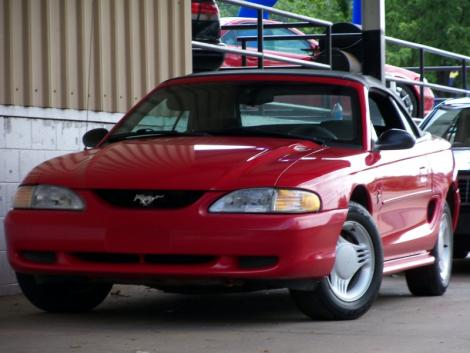 Used Cars For Sale Under 3000 >> Used Ford Mustang Convertible Under $5000 in Raleigh, NC - Autopten.com