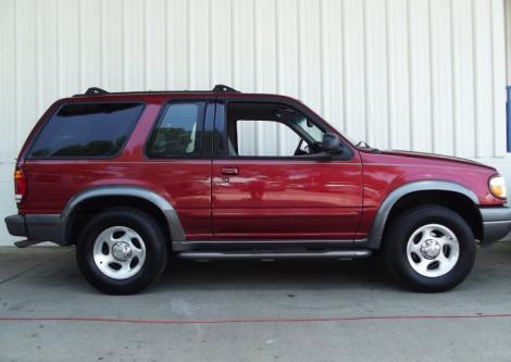 2000 Ford Explorer Sport Used Suv Under 3000 In Raleigh