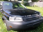 2002 Land Rover Freelander (Black)