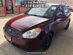 2008 Hyundai Accent under $4000 in Iowa