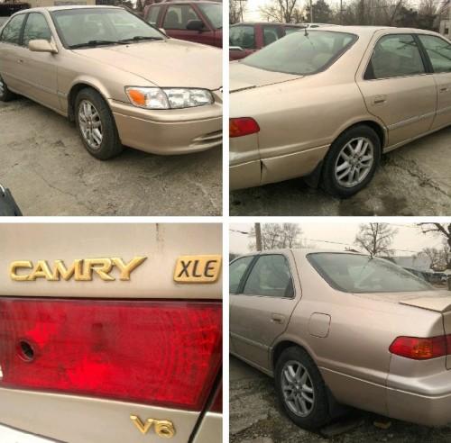 Toyota Camry XLE '00 Under $2K In Kansas City MO 64151