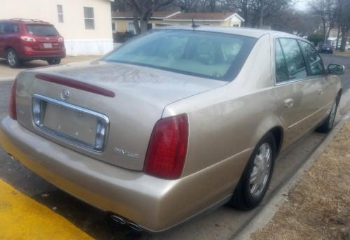 Used Car Under $3K Denton, TX 76210: Cadillac DeVille '05 ...