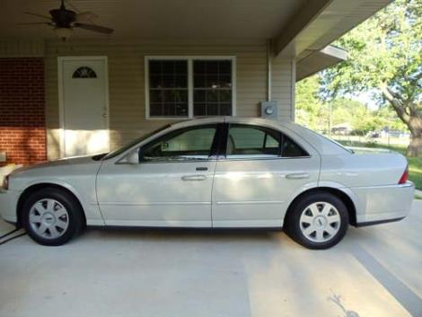 Lincoln Ls Sedan By Owner In Al Under 10000 Autopten Com