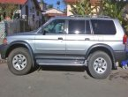 2001 Mitsubishi Montero under $3000 in California
