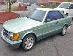 1988 Mercedes Benz 560 in GA