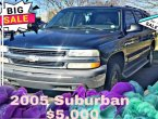 2005 Chevrolet Suburban under $6000 in North Carolina