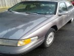 1995 Lincoln Continental (Dark Silver)