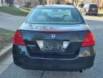 2007 Honda Accord under $4000 in Maryland