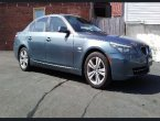 2009 BMW 525 in MA