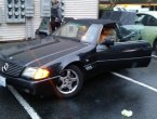 1993 Mercedes Benz SL-Class under $4000 in Washington