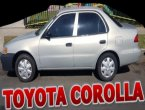 2001 Toyota Corolla under $2000 in California