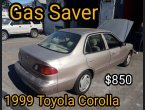 1999 Toyota Corolla under $1000 in California