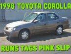 1998 Toyota Corolla under $2000 in California