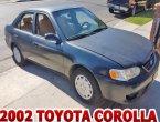 2002 Toyota Corolla in CA