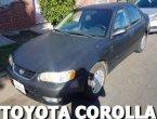 2001 Toyota Corolla in CA