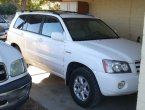 2001 Toyota Highlander under $4000 in Arizona