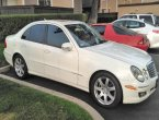2007 Mercedes Benz E-Class under $7000 in California
