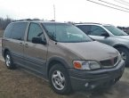 2003 Pontiac Montana under $3000 in Michigan