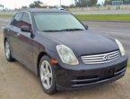 2004 Infiniti G35 under $3000 in Texas