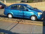 2007 Chevrolet Aveo under $1000 in Georgia