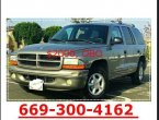 2000 Dodge Durango under $3000 in California