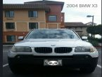2004 BMW X3 in CA