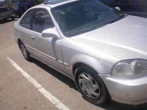 1997 honda civic coupe for sale by owner in ca under 3000. Black Bedroom Furniture Sets. Home Design Ideas