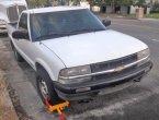 1996 Chevrolet S-10 in CA
