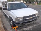 1996 Chevrolet S-10 in CA