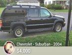 2004 Chevrolet Suburban in PA