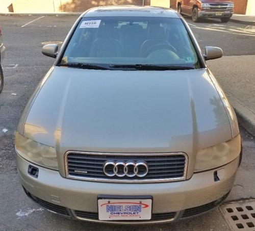 Audi A4 Quattro V6 '03 Under $3K In Newark, NJ 07103 (Car